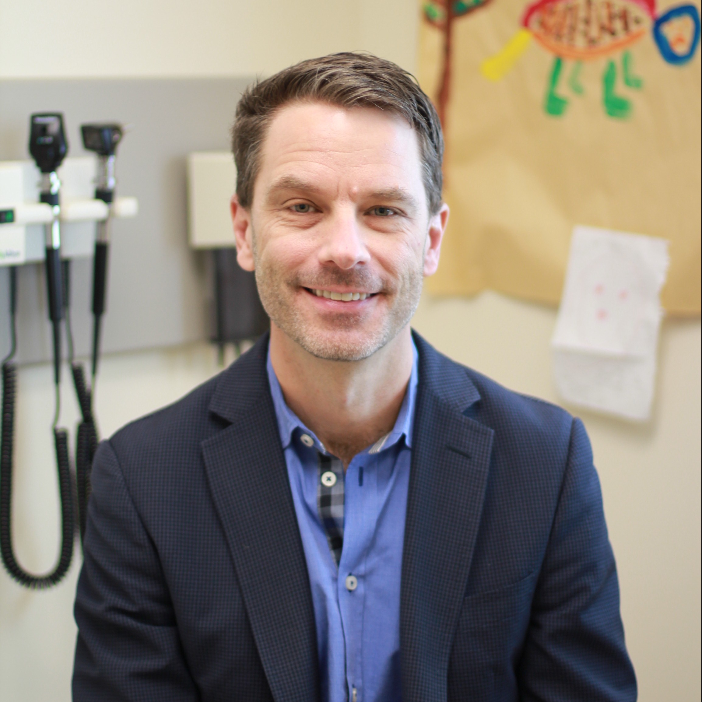 Dr. Patrick McDonald